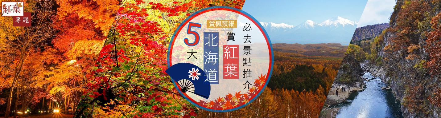 北海道紅葉2019