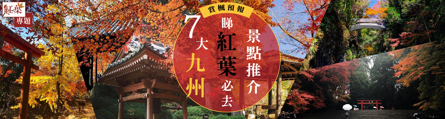 九州紅葉2019