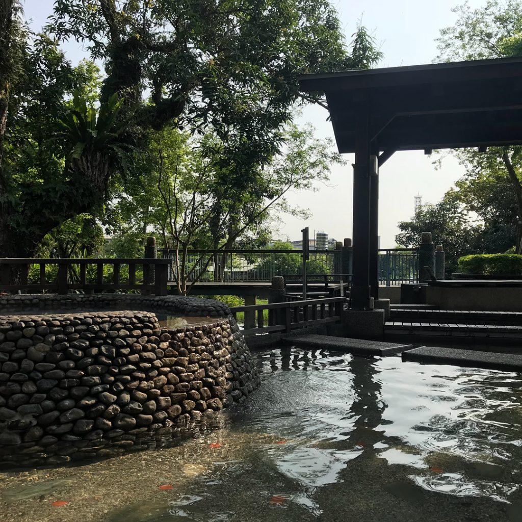 宜蘭溫泉-宜蘭礁溪溫泉公園