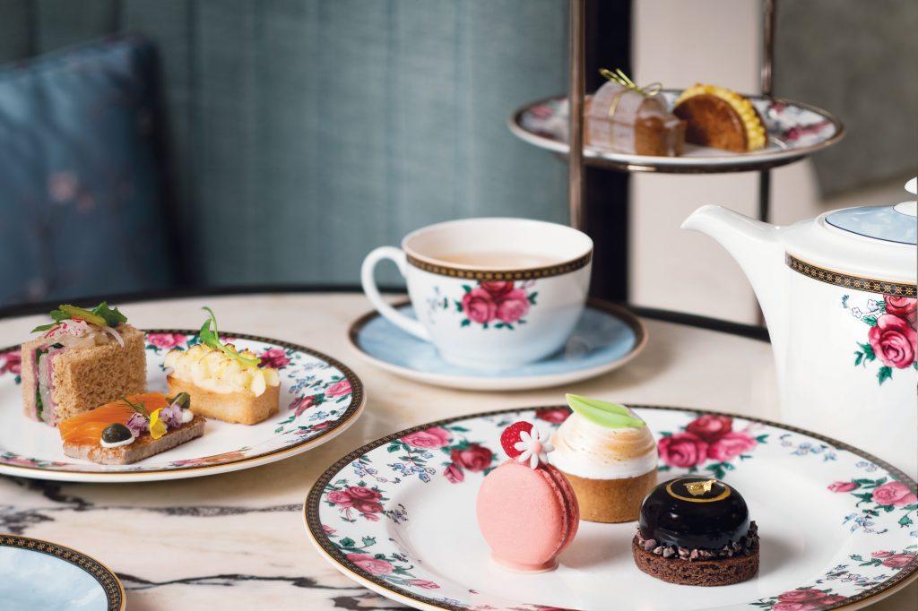 尖沙咀朗廷酒店-英倫下午茶