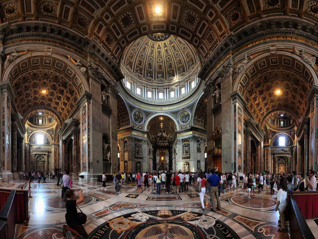梵蒂岡景點