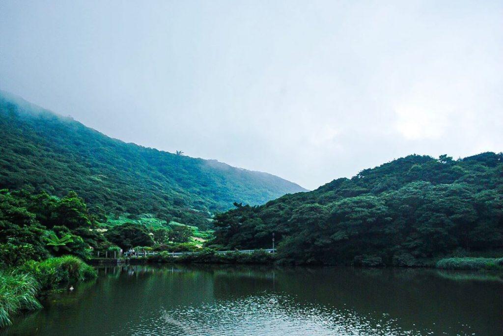 陽明山溫泉景點-大屯自然公園