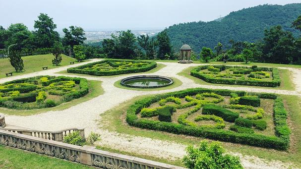 宜蘭一日遊-仁山植物園