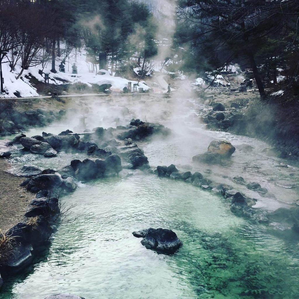 東京草津溫泉