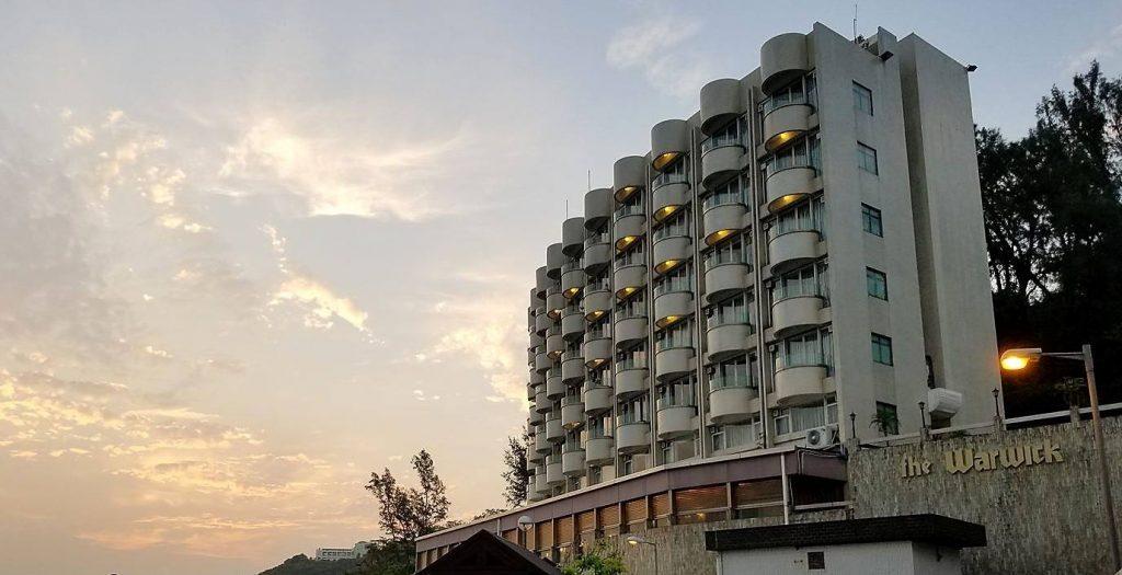長洲華威酒店