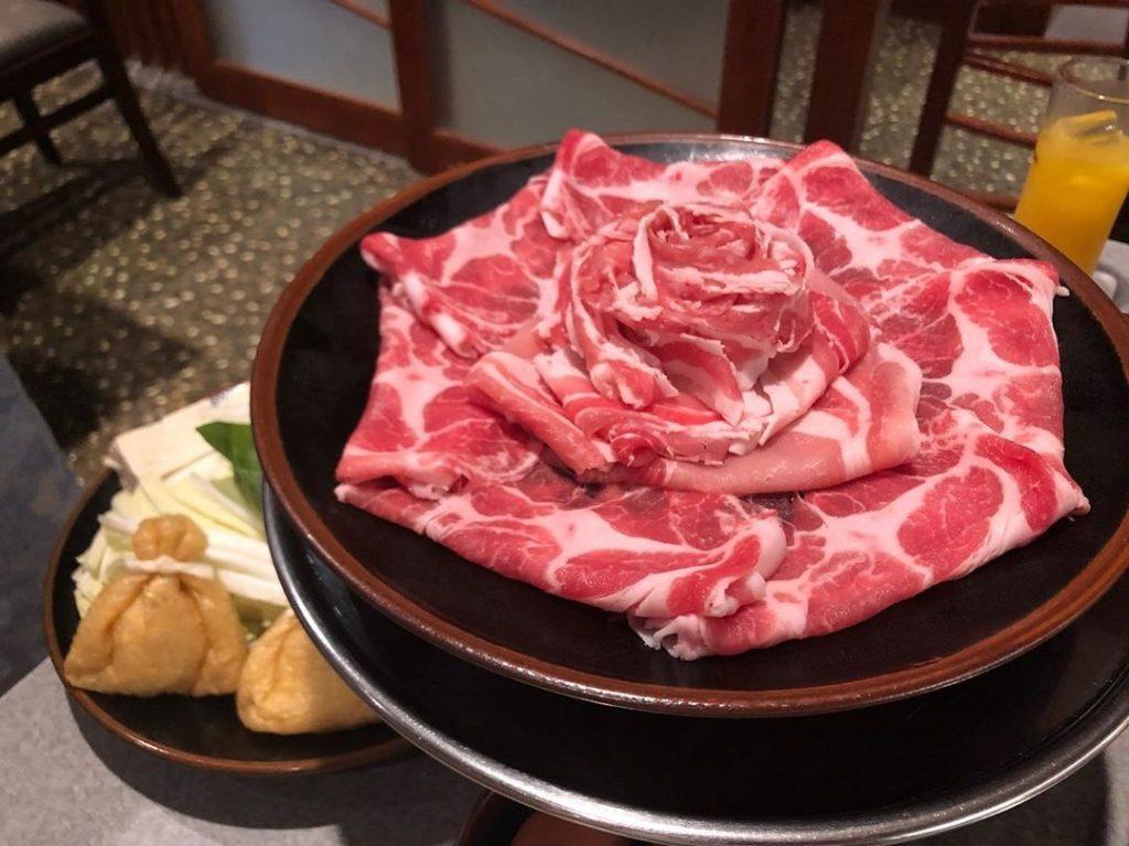 鹿兒島美食-黑豚料理