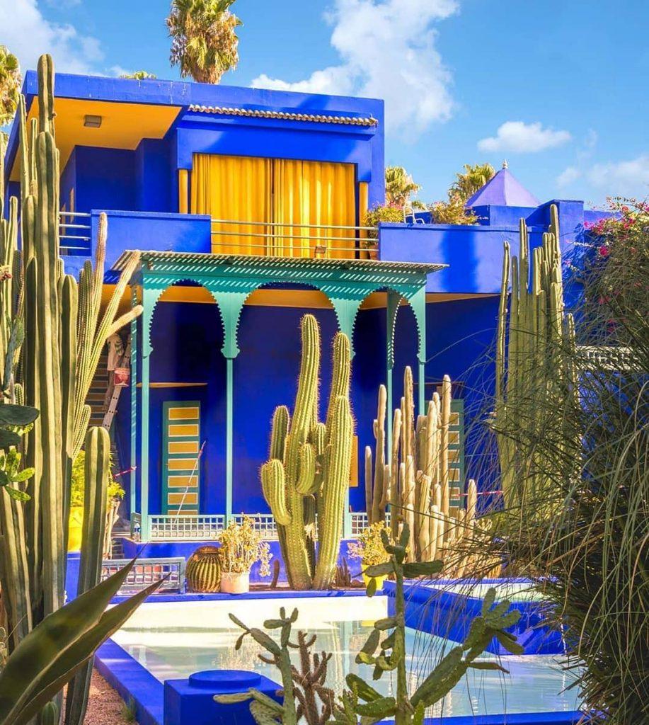 摩洛哥景點