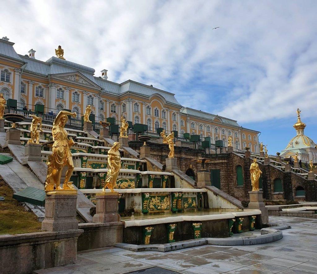 聖彼得堡自由行