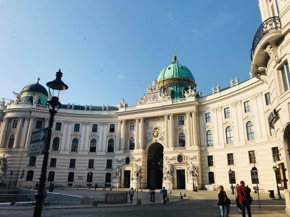奧地利自由行