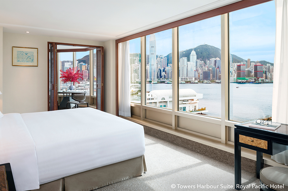 香港酒店優惠套票-千禧新世界香港酒店