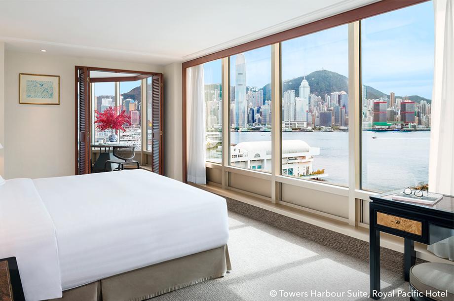 香港酒店優惠套票-皇家太平洋酒店