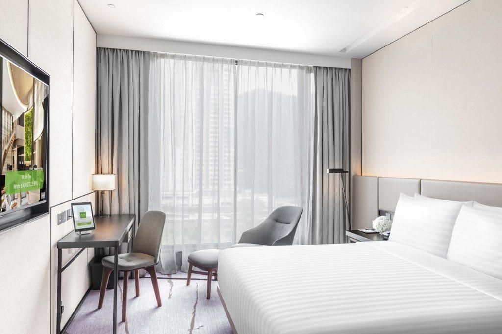 香港酒店優惠套票-沙田帝逸酒店