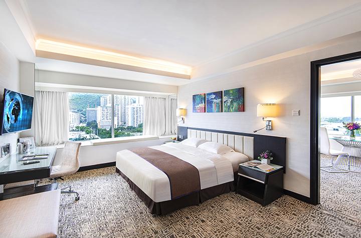 香港酒店優惠套票-沙田麗豪酒店