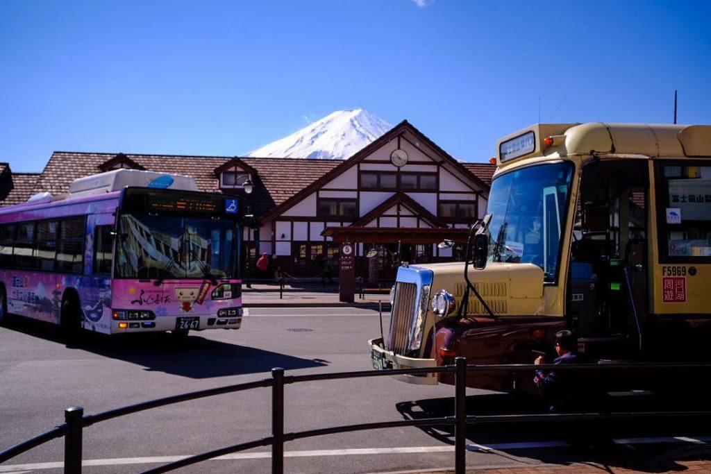 富士山河口湖景點