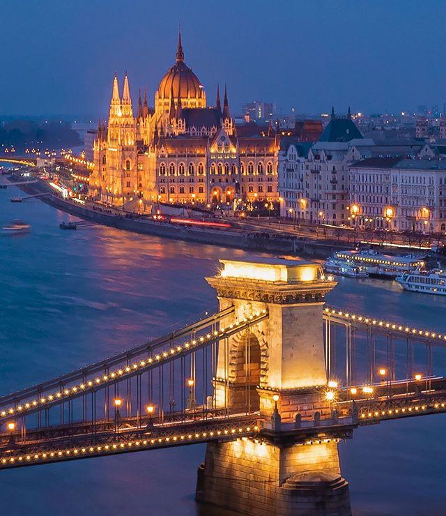 布達佩斯自由行