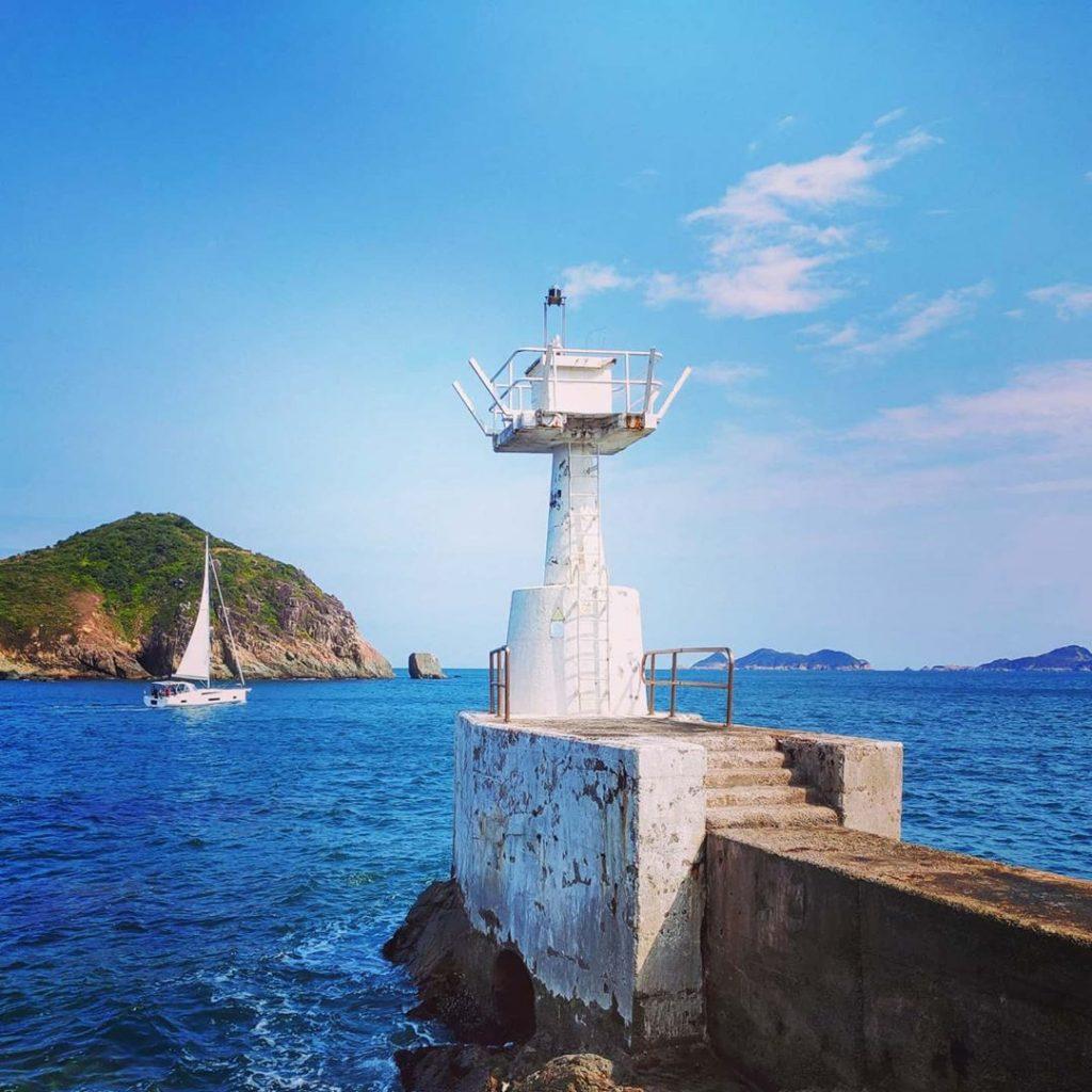 離島遊-東龍島燈塔