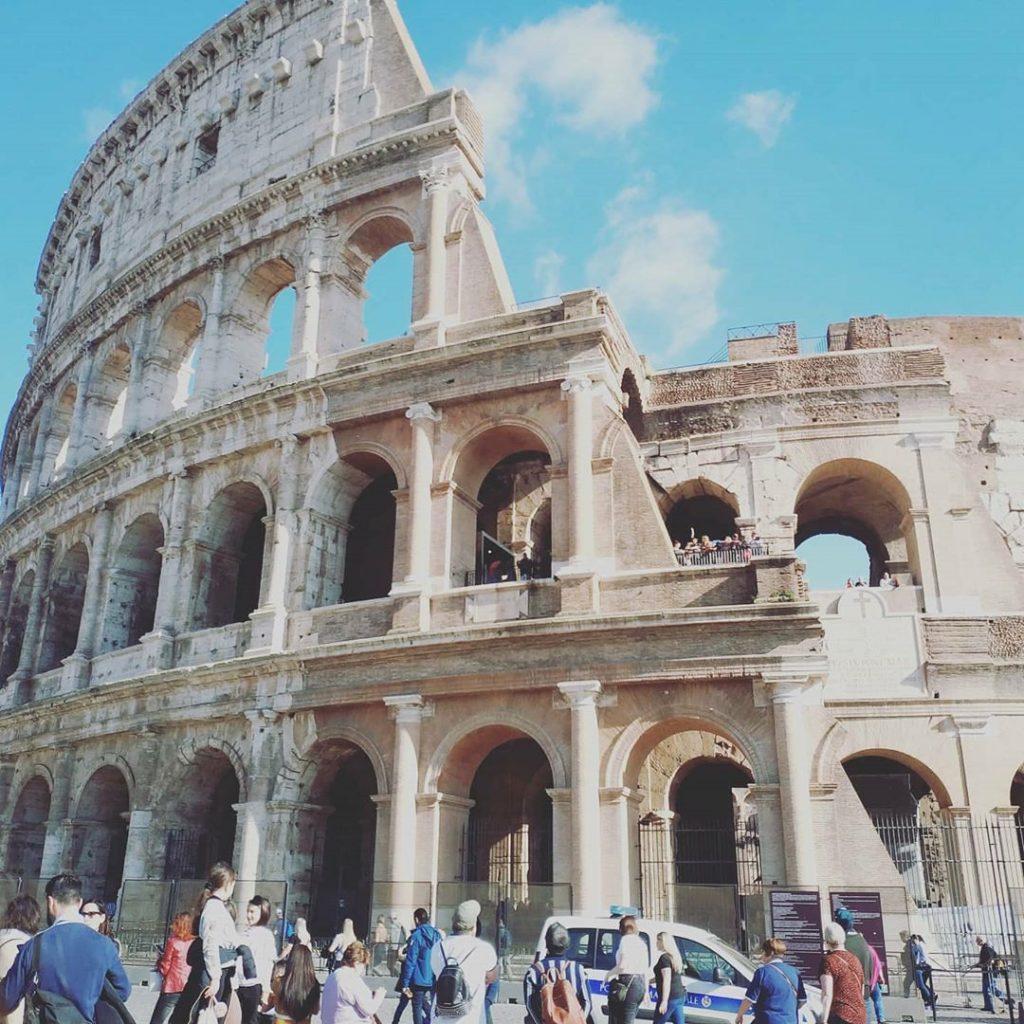 羅馬自由行