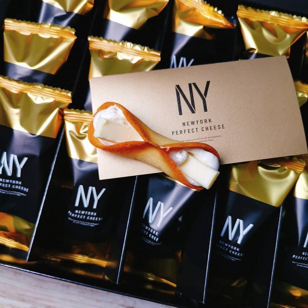 日本零食-New York Perfect Cheese