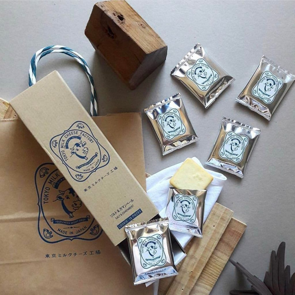 日本零食-Tokyo Milk Cheese Factory