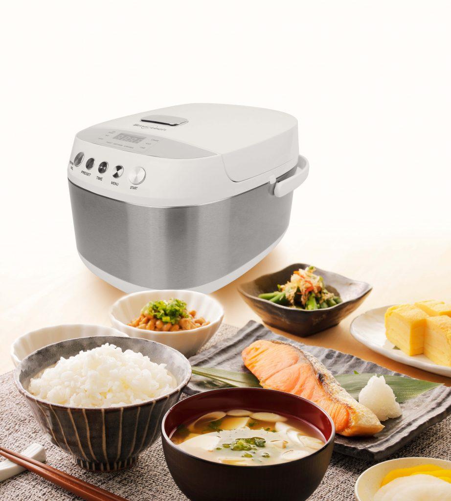 居家自煮神器-智能多功能低醣電飯煲