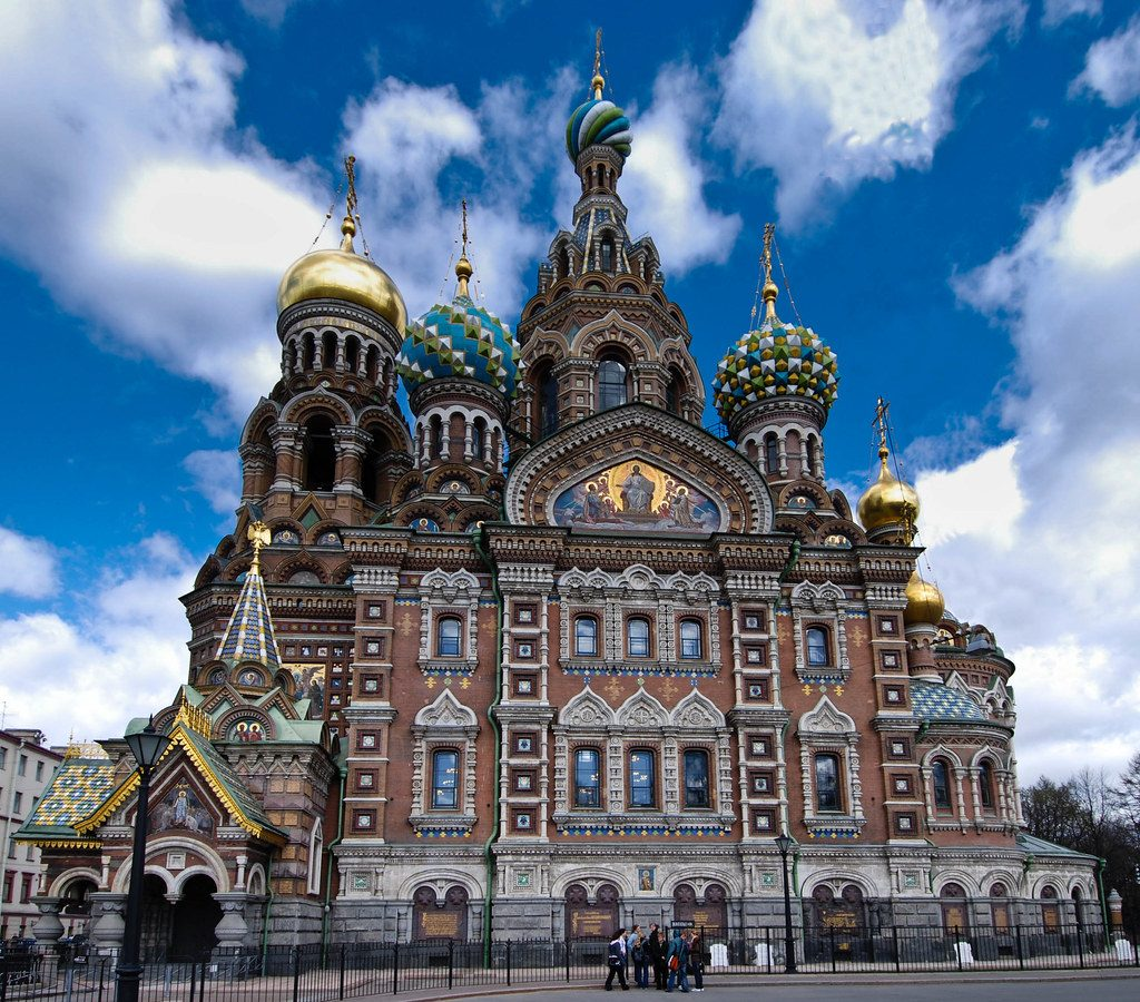 俄羅斯自由行