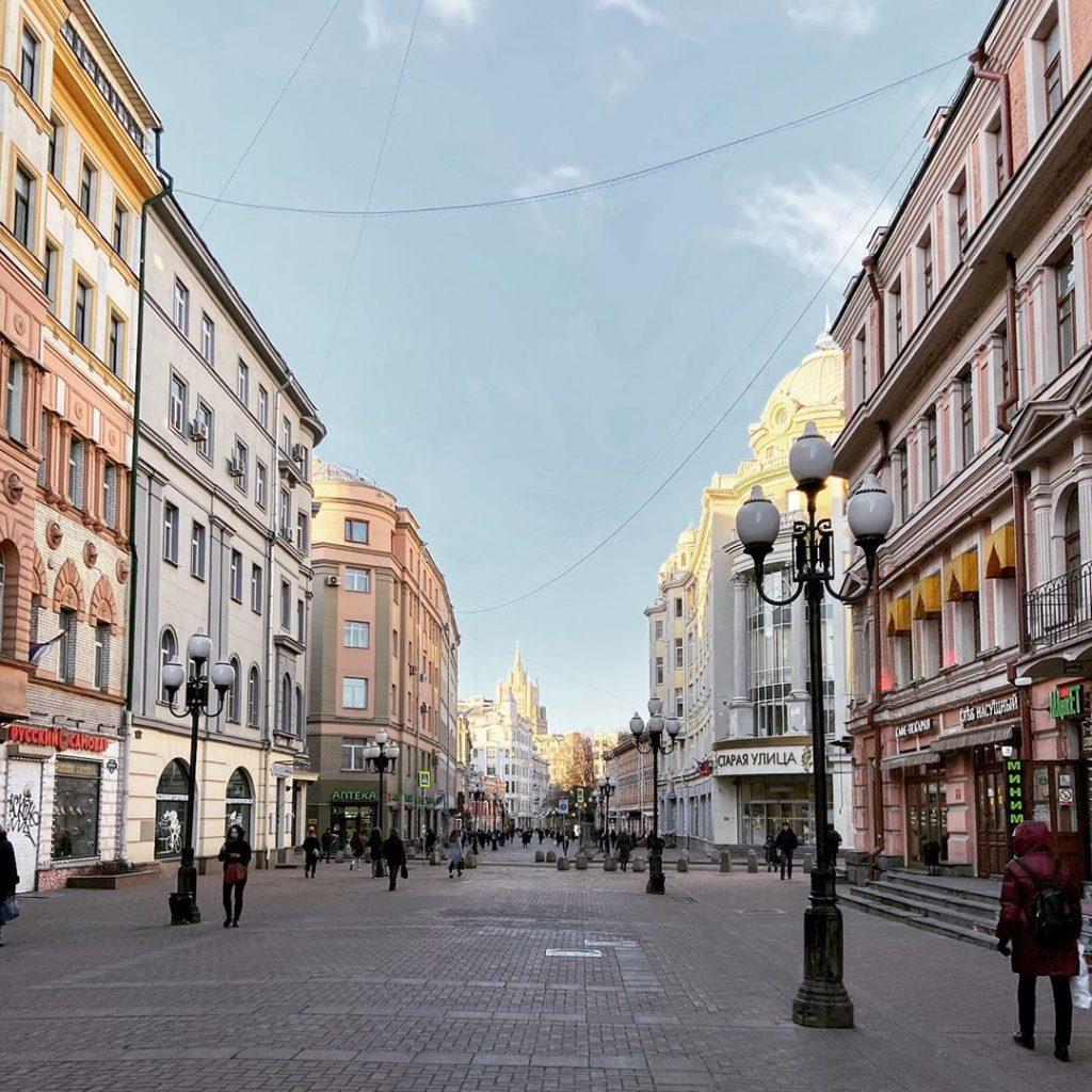 莫斯科景點