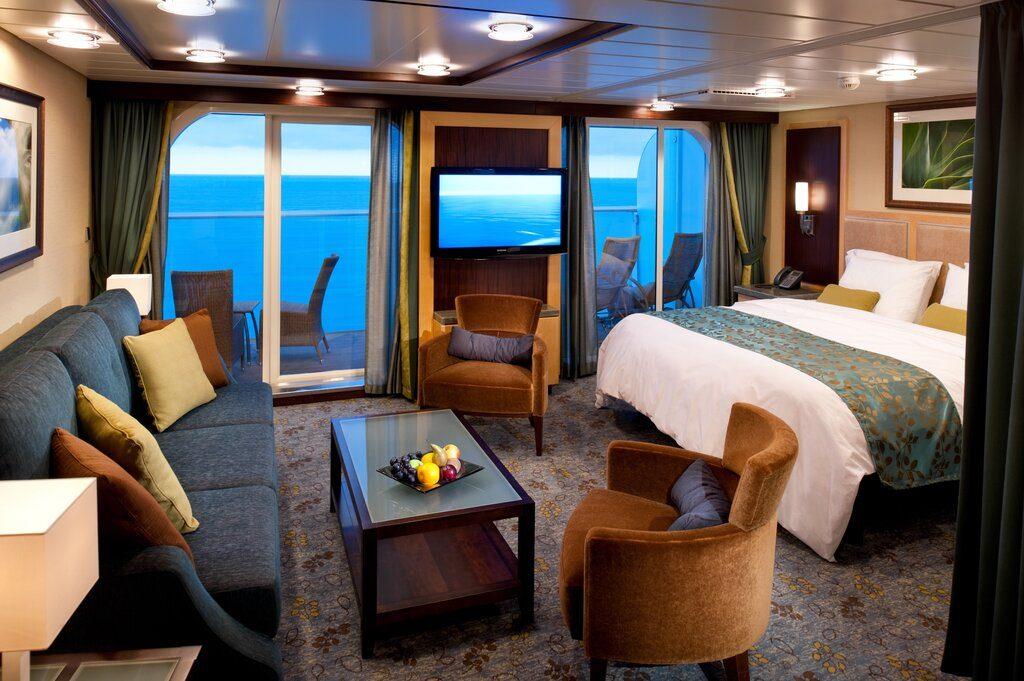 海洋綠洲號-Oasis of The Seas