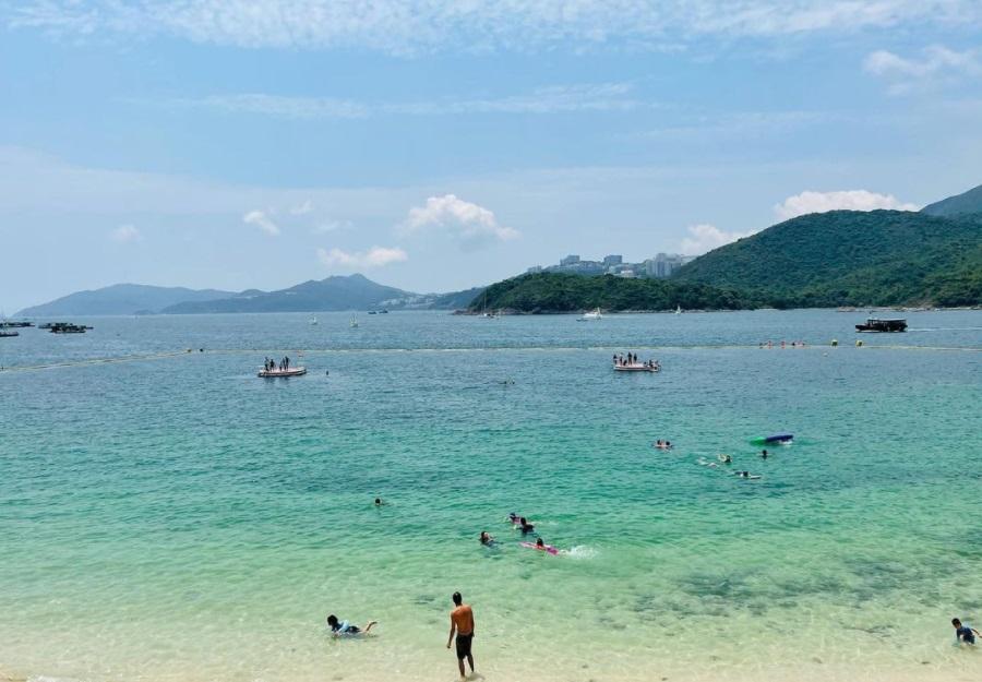 香港沙灘2021