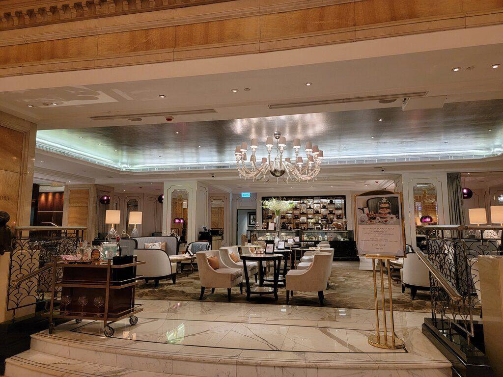 尖沙咀朗廷酒店