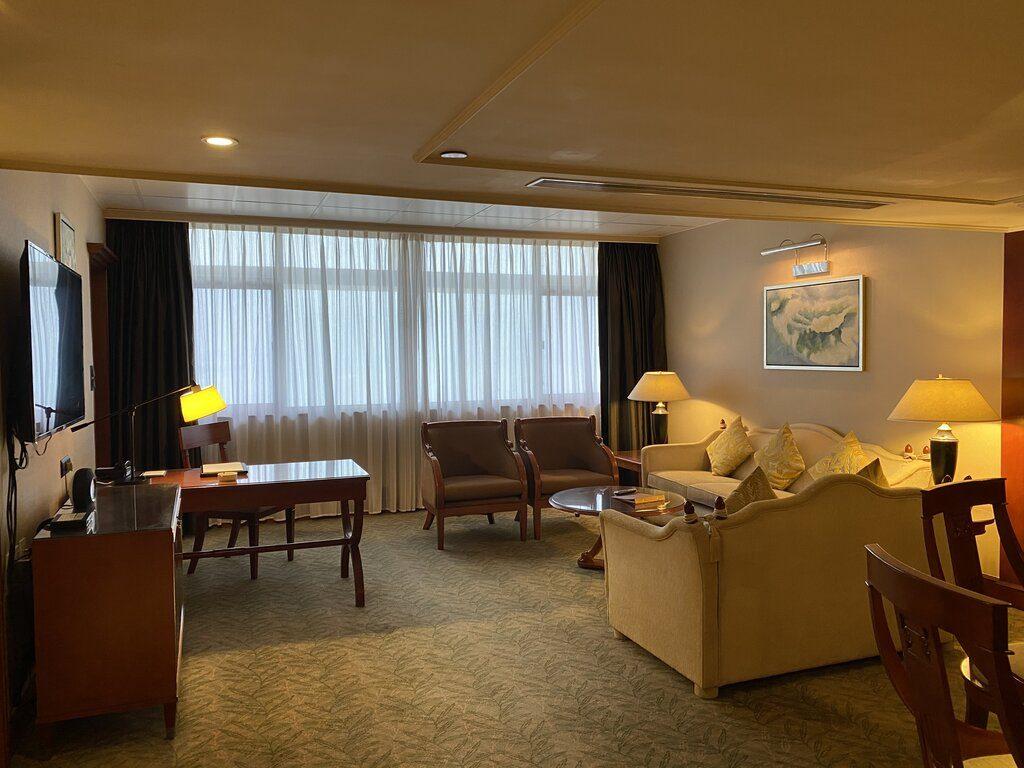馬哥孛羅香港酒店Staycation