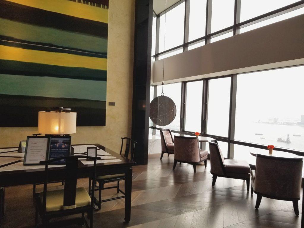香港君悅酒店Staycation
