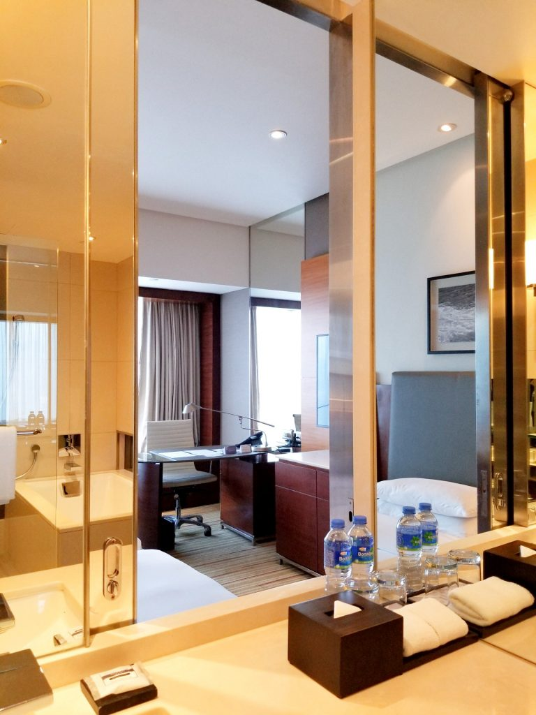 香港尖沙咀凱悅酒店 Staycation