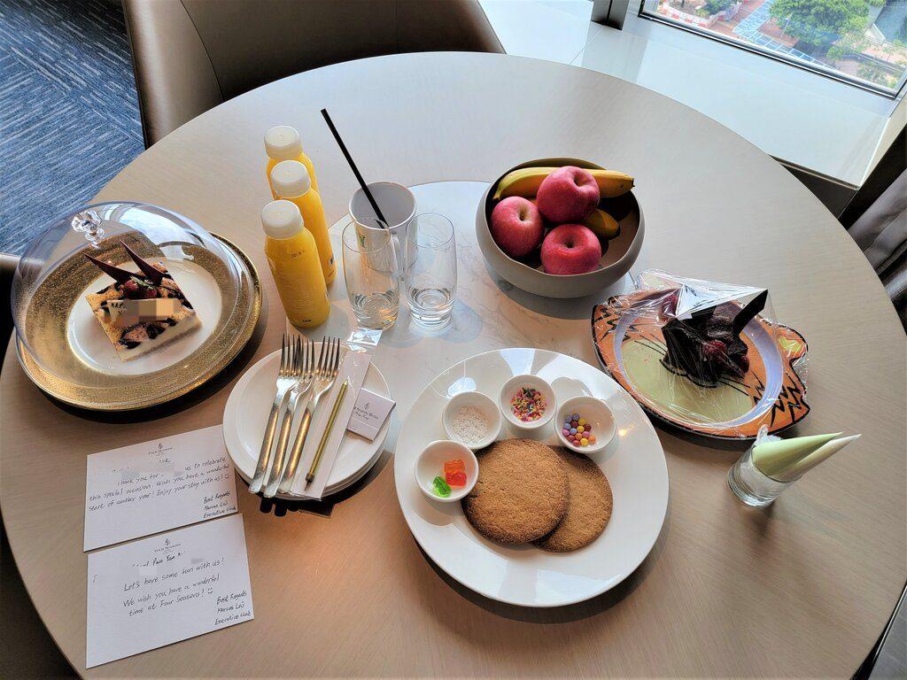 香港四季酒店Staycation
